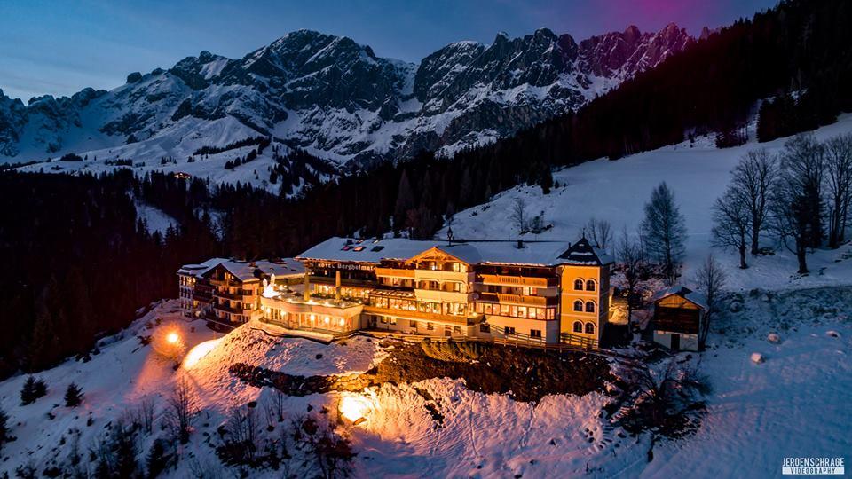 Hotel film Bergheimat