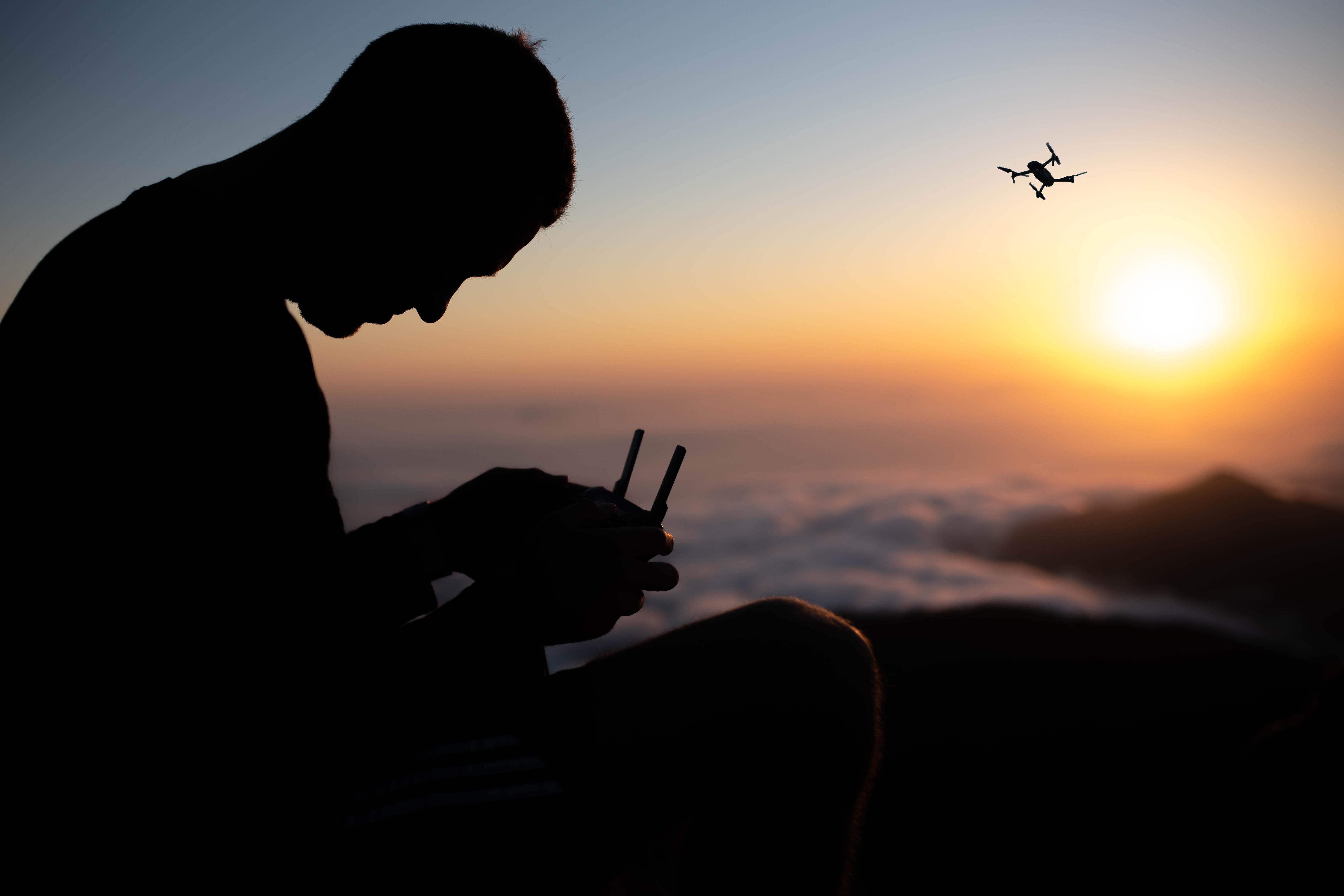 Jeroen Schrage Videography - Drones